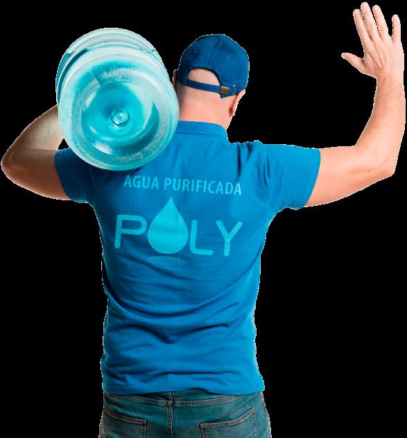 repartidor Poly